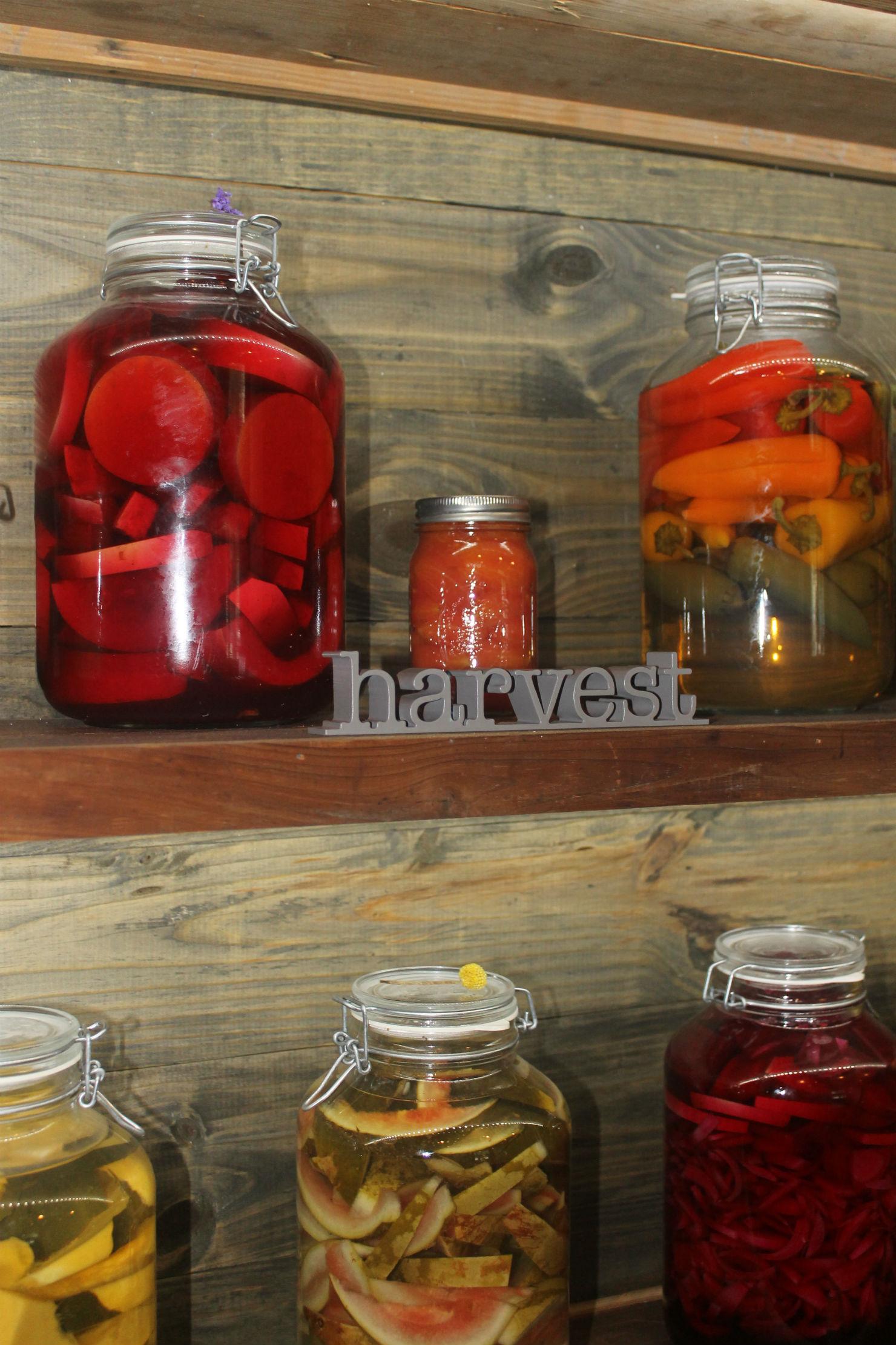 Pickled Jars