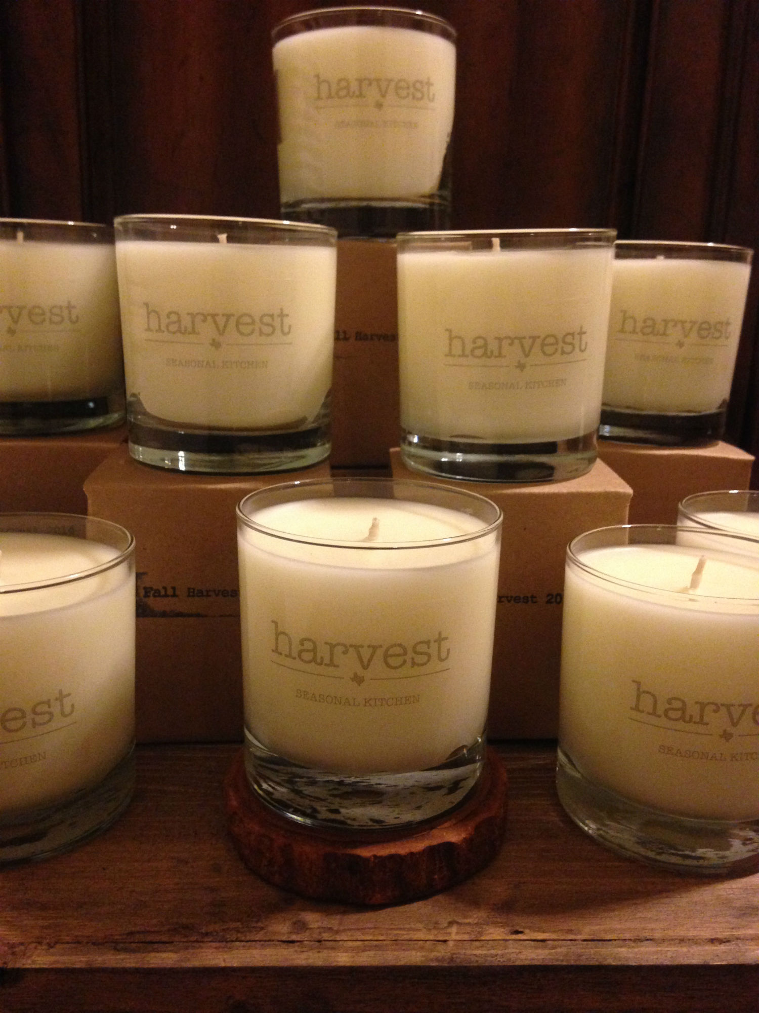 Harvest Seasonal Candles