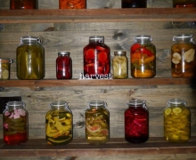 Pickled Wall
